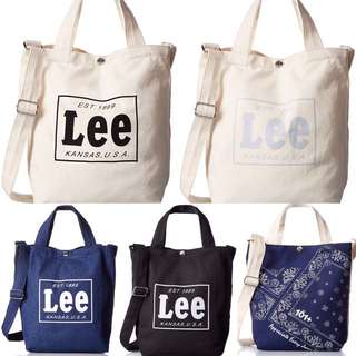Lee 2 Ways bag