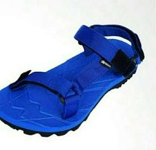 Sandal Gunung Suzuran Slop Mr1 Full Blue