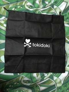 Tokidoki black dustbag
