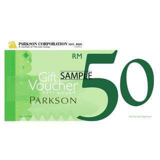 Packson Voucher RM50 for RM45 (Free Delivery)