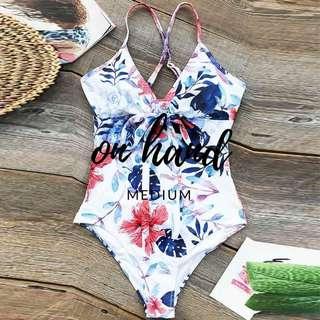 Brea one piece swimsuit
