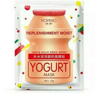 Rorec - Yogurt Mask