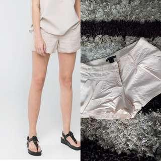 Mango Beige Shorts