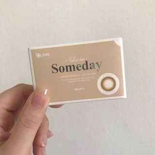 O lens someday