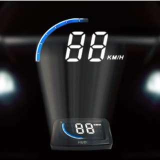 HUD OBD car head up display