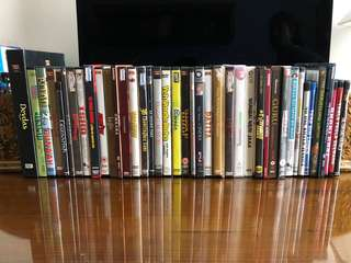92 Hindi movie DVDs