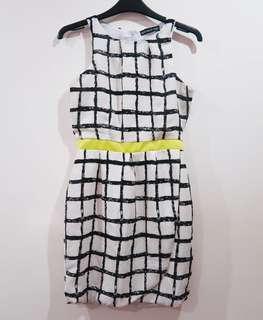 Apartment 8 Grid Dress