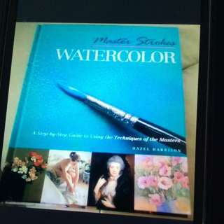 Watercolor- Master Strokers