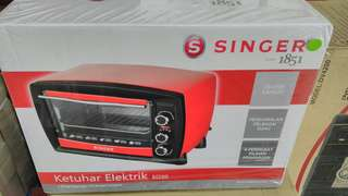 Electric Oven 20 Liter
