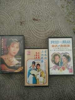 Cassette tapes, original, 老歌合辑
