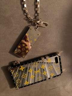 LV case iPhone 7/8