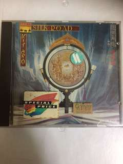 Cd 31 Kitaro Silk Road