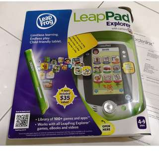 Kids learning & games tablet