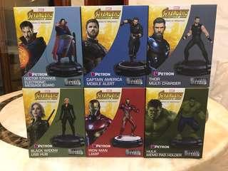 Petron Avengers Set