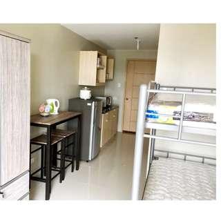 Studio Unit For Lease in Vista Taft Condominium