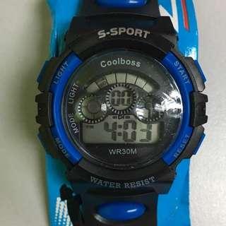 Jam Tangan Budak / Kid's Watch (Unisex)