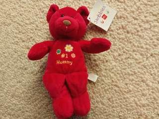 #1 Mummy bear