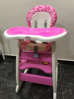 Mamakids 3-in-1 highchair