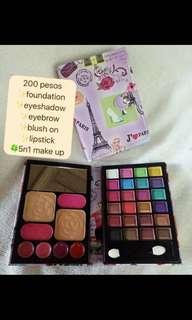 5n1 make up
