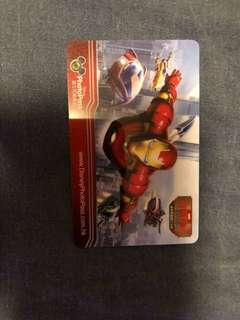 Iron Man Disneyland PhotoPass