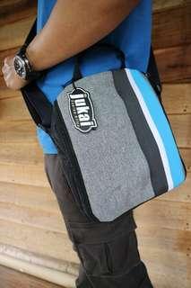 Sling Bag Doot Blue Stripes