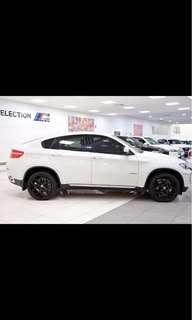 BMW X6 2010 E71 35d 6 speed 3.0 DTT