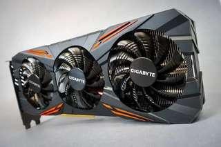 GIGABYTE GAMING G1 GTX 1080 OC