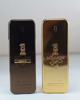 pacorabanne one million & prive