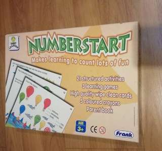 Numberstart - Makes learning to count lots of fun