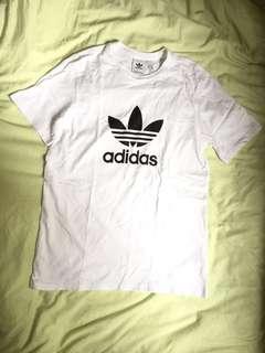 男裝 Adidas Tee (size M)