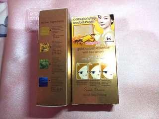 Gold splash essense 50g