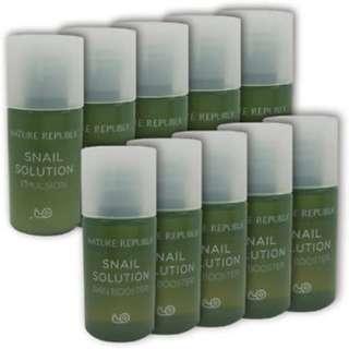 Nature Republic Snail Solution Emulsion / Skin Booster