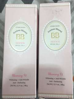 100% Legit Etude House BB Cream SPF 30 / PA++ Blooming Fit