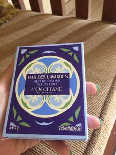 L'Occitane Lavender Soap