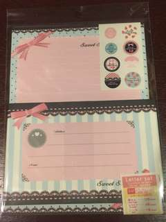 Craft Letter Set - 5 for RM20
