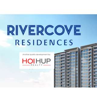 Rivercove Residences EC - Choice 3 and 4 bedders still available Don't miss this EC!