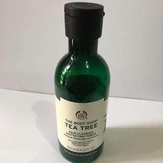 TEA TREE TONER 250ML