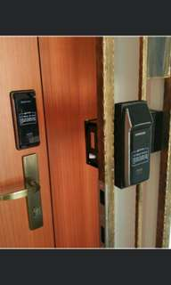 Digital Door lock for gate and door
