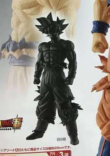 GOKU PERFECT ULTRA INSTINCT BLACK