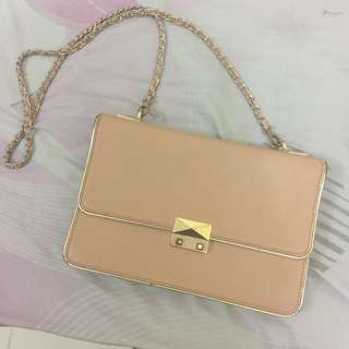 USED CHARLES AND KEITH BAG (selling for a friend)