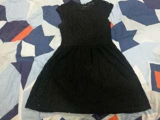 Black Pagani Dress Size 10