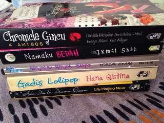Novel Novel Melayu