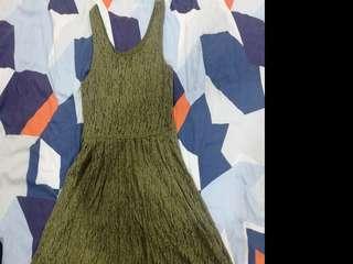 Green Pagani Dress Size 16