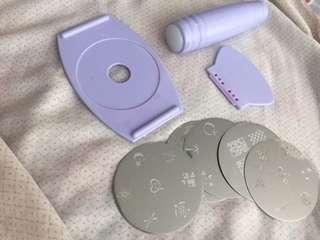 Nail Stamp Stamping Kit