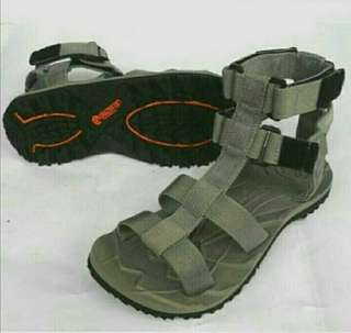 Sandal Gunung Suzuran High Land Mr1 Full Grey