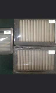 Hurricane stainless steel air filter 2007 camry