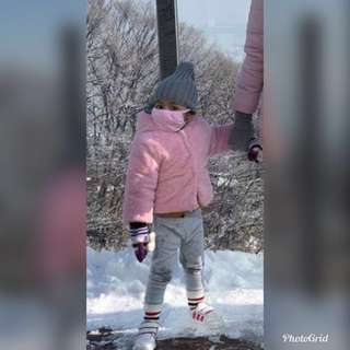 Winter jacket for kids