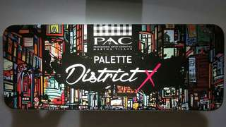 PAC Palette District-X