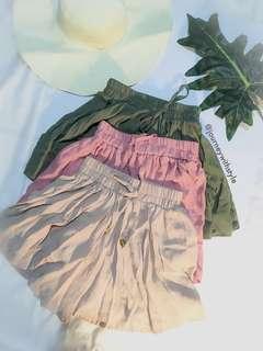 Flowy shorts for summer