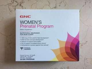GNC Prenatal Pills